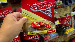 disney cars 3 toys hunt christmas shopping roblox thomas