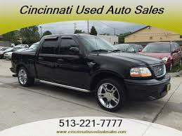 ford f150 harley davidson truck for sale 2003 ford f 150 harley davidson for sale in cincinnati oh stock
