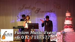 fusion wedding band wedding live band in johor bahru jb fusion event 012