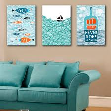Home Decoration Painting by Online Get Cheap Marine Oil Painting Aliexpress Com Alibaba Group