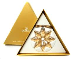 swarovski scs ornament annual edition 2013