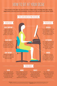 exercises to do at your desk best exercises to improve your posture at work langria