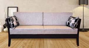 Modern Wooden Sofa Furniture Get Modern Complete Home Interior With 20 Years Durability Teak