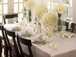 Elegant Table Settings by Elegant Dining Table Decor