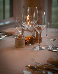 family style thanksgiving dinner in the restaurant house events