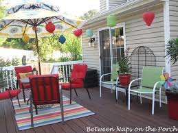 Decorating Decks And Patios Download Decorating Your Patio Michigan Home Design