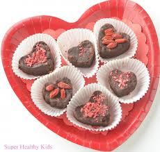 valentines chocolate heart healthy valentines chocolates healthy ideas for kids