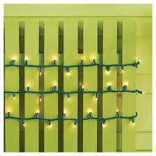 100lt clear mini string lights green wire room essentials target