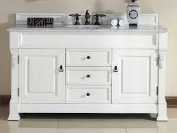 60 inch bathroom vanity single sink sassoty com