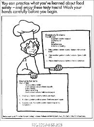 coloriage recette de cuisine coloriage aliments gratuit 4766 aliments et cuisine