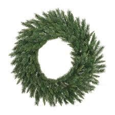 30 imperial pine artificial wreaths unlit