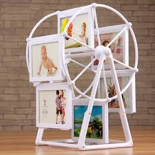 europe ferris wheel ptop saleo frame fashion gift windmill diy