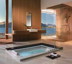 Bathroom Interior Design Elegant Modern Bathroom Design Blending Japanese Minimalist Style