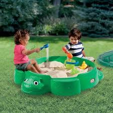 Playskool Picnic Table Turtle Sandbox At Little Tikes