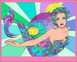 trippy mermaid pictures photos images