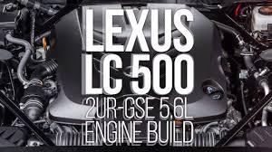 lexus rx 350 build lexus lc 500 engine build 2ur gse sema 2016 youtube