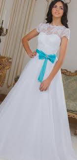 cool wedding dresses blue wedding dresses