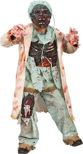 Doctor Costume Halloween Zombie Doctor Costume Costumes