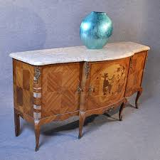 french sideboard dresser art deco marble top antiques atlas