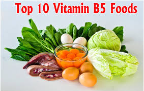 top 10 vitamin b5 foods to include in your diet