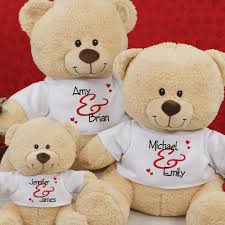 engraved teddy bears personalized teddy plush jesus me