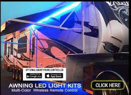 Led Lights For Rv Awning 1320 Best Glamping Campers Fun Images On Pinterest Vintage