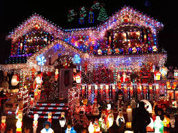 Christmas Decorations For Homes by House Decorated For Christmas Home Ideas Home Remodeling