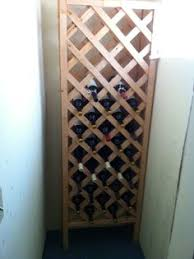 How To Make A Wine Rack In A Kitchen Cabinet How To Make A Wine Rack For A Small Cabinet Search Squares And