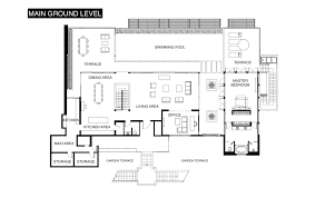 Villa Floor Plans by Floor Plans Villa Paradiso Phuket