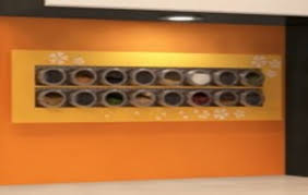 Spice Rack Plans Design Trends Categories Scary Diy Homemade Halloween