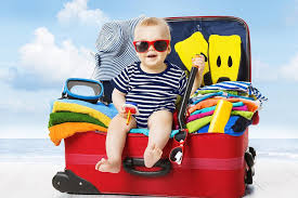 traveling with baby 5 tips to make your family vacation go a