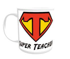 teacher thank you mug super teacher