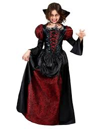vampire costume for girls