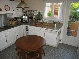 plan de travail cuisine en carrelage refaire plan de travail cuisine avec refaire plan de travail