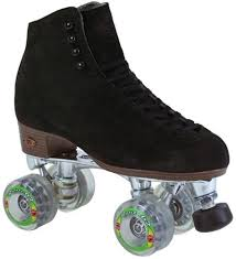 womens roller boots uk riedell roller skates 121 black suede
