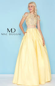 yellow formal dresses prom dresses homecoming cheap