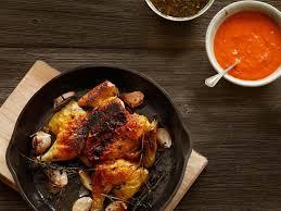 brick cornish hens recipe jose garces food network
