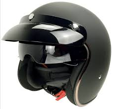 Comfortable Motorcycle Helmets Anti Scratch Pc Or Pet Visor Comfortable Cheek Pad Motorcycle Half