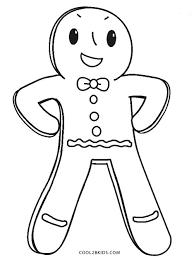gingerbreadman coloring page free printable gingerbread man coloring pages for kids cool2bkids