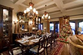 dining room christmas decor 42 christmas tree decorating ideas you should take in