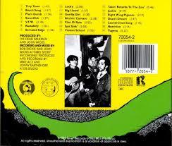 Backyard Song Big Lizard In My Backyard Dead Milkmen Songs Reviews Credits