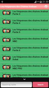 cuisine tv frequence fréquences des chaînes arabsat android apps on play