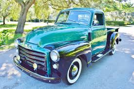 ferrari pickup truck 1950 gmc 3100 pickup truck frame off restoration real muscle