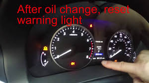 lexus new car maintenance reset maintenance required light lexus es350 2014 youtube