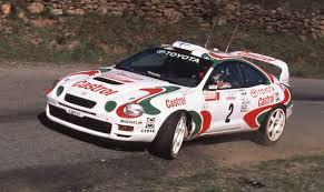toyota celica gt4 review bangshift com random car review 1995 toyota celica gt four st205