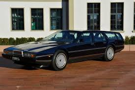 90s aston martin aston martin lagonda shooting brake is one of a kind offering