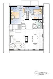 mezzanine floor plan house w3938 a frame wood cabin house plan with mezzanine and open