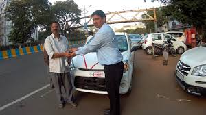 taking delivery of 2017 u0027s the all new maruti suzuki alto 800 vxi