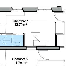 surface habitable minimum d une chambre surface salle de bain plan pour surface minimum pour une