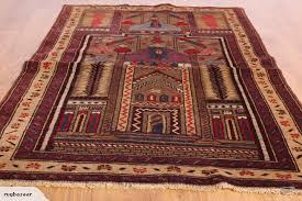 Persian Rugs Nz Persian Rug Beautiful Nomadic Prayer Rug 145 X 80cm Trade Me